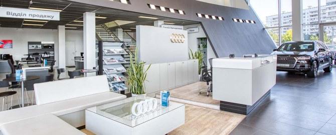Ауді Центр Харків Восток   Офіційний дилер Audi